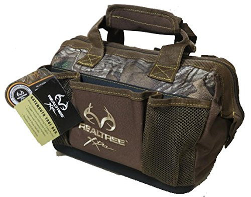 Realtree Xtra Gate Mouth Tool Bag