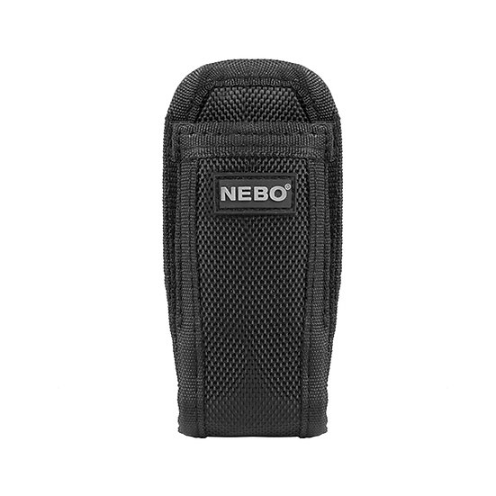 Nebo Flashlight Holster w/Steel Belt Clip