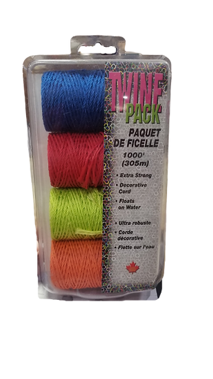 Extra Strong Twine 1000' Pack