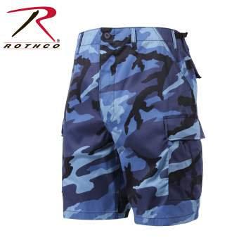 B.D.U. Combat Shorts Camo Styles