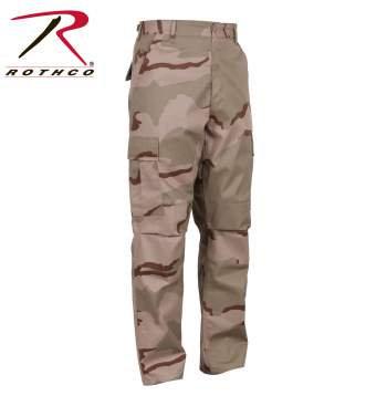 Tactical B.D.U. Camo Pants
