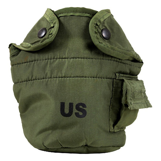 Military Surplus Canteen Cover