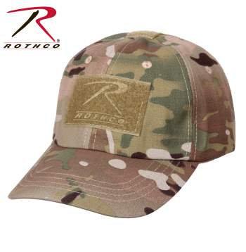 Tactical Operator's Cap