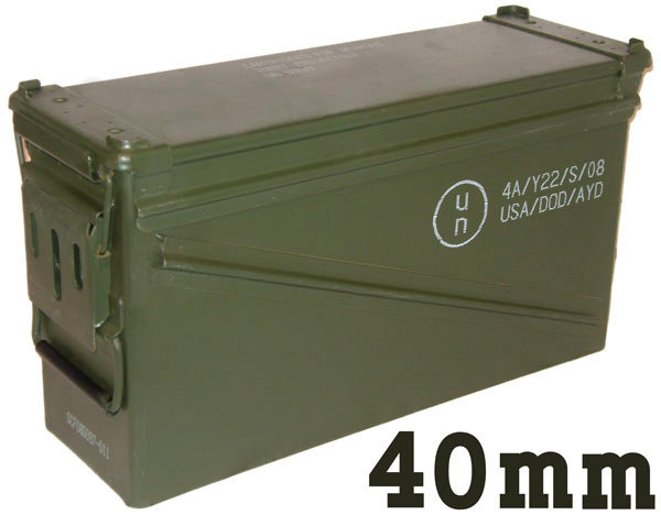 40 mm Ammo Can