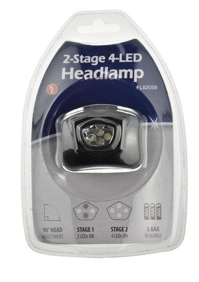 2 Stage 4-LED Headlight
