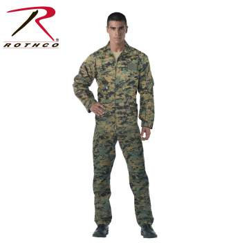 Military Style Flightsuit