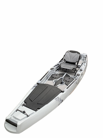 Hoodoo Impulse 120 Dual Drive Kayak