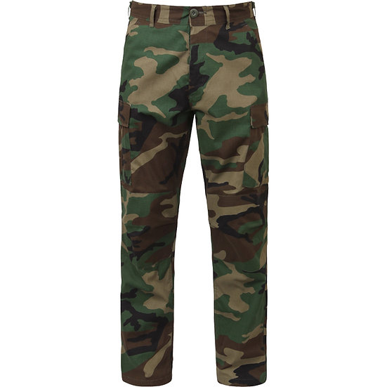 Used Military BDU Camo Pant