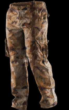 WFS 6-Pocket Cotton Pant Bird's Eye
