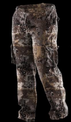 WFS 6-Pocket Cotton Camo Pant
