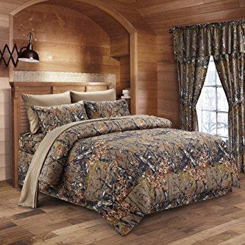 Regal Comfort The Woods Reversible Comforter