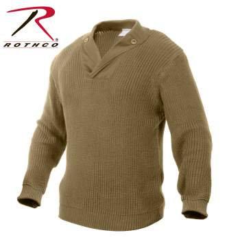 WWII Vintage Mechanics Sweater