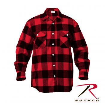 Heavyweight Flannel Shirts