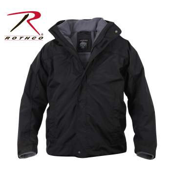All Weather 3 in 1 Jacket