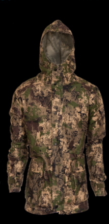 WFS 2 Piece Rain Suit Prey Eyes Camo