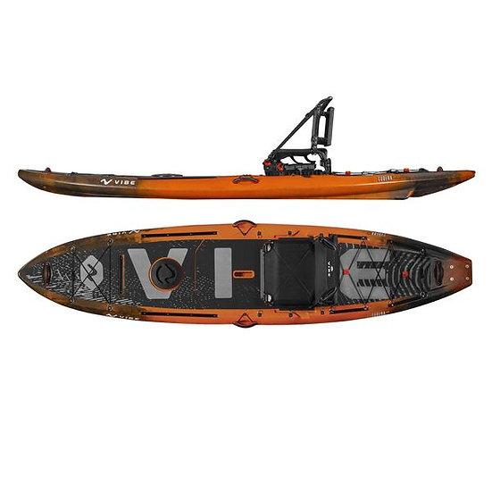 Vibe Cubera 120 Hybrid Kayak