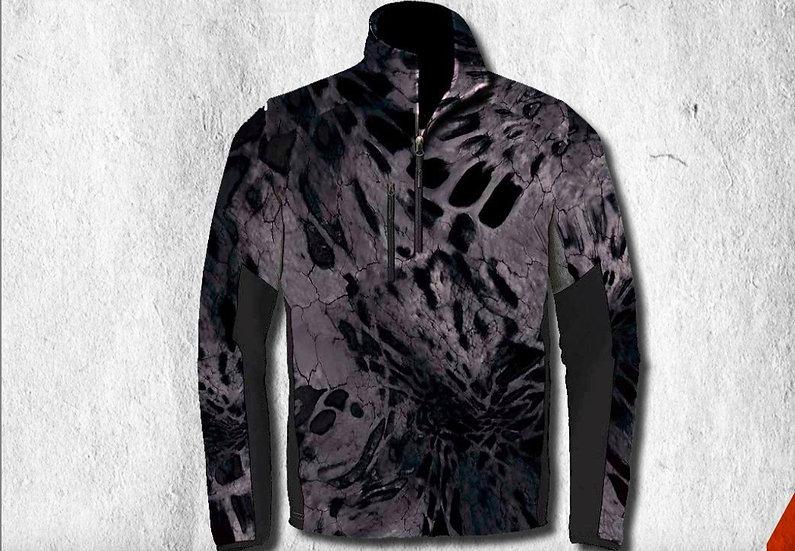 Prym1 Black Out 1/4 Zip Jacket