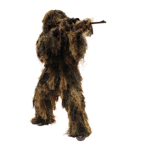 5 Piece Ghillie Suit