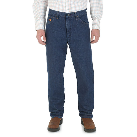 Wrangler FR Work Jeans Relaxed Fit