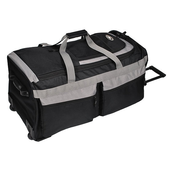 Everest Small Deluxe Rolling Duffle