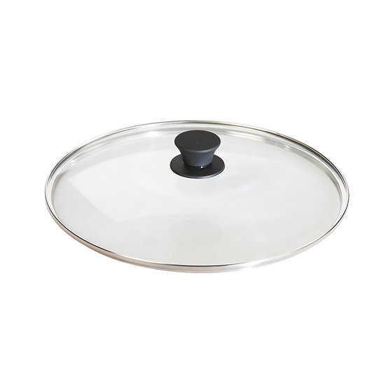 """Lodge 12"""" Tempered Glass Lid"""