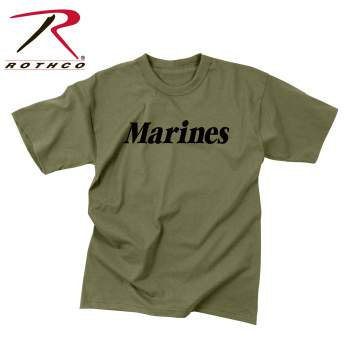Military PT Shirt