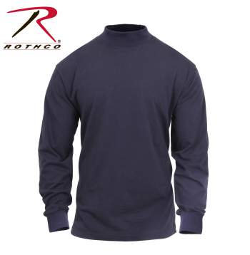 Mock Turtleneck Shirt