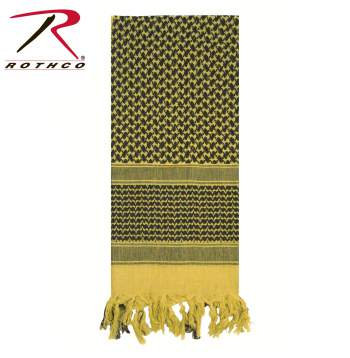 Shemagh Tactical Scarves Darker Accents