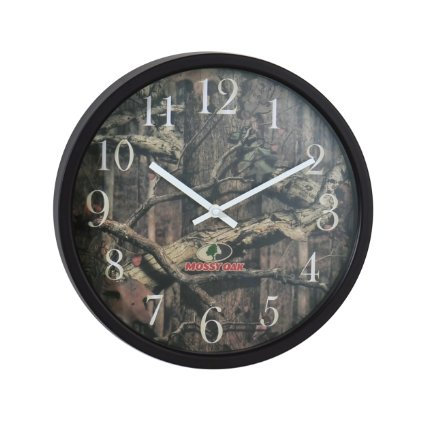 Mossy Oak 12in Wall Clock