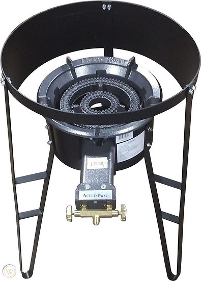 "Aceroware 32"" Tall Burner"