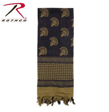 Shemagh Tactical Scarves Spartan