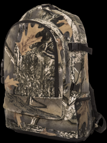 WFS Camo Deluxe Hunting Daypack
