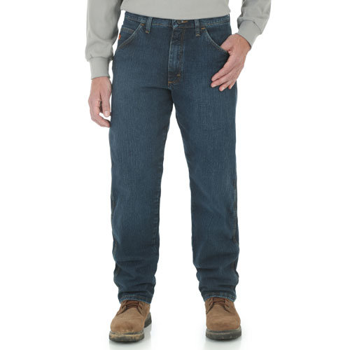 Wrangler FR Advanced Comfort Relaxed Fit Jean