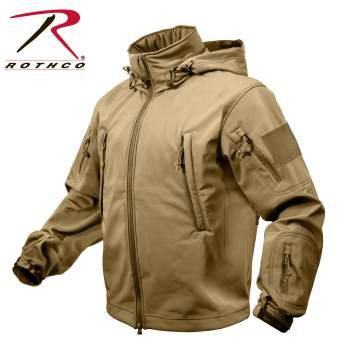 Spec Ops Soft Shell Jacket