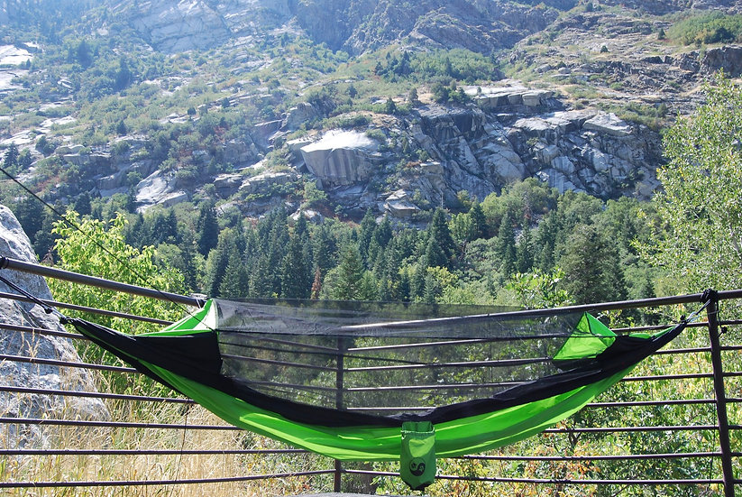 Bold Inc. 2 Person Hammock w/Insect Netting