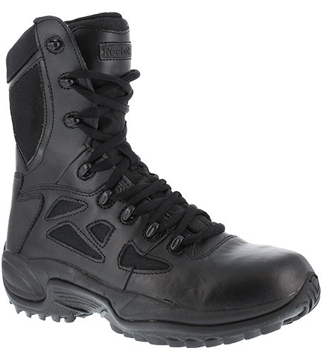Reebok Rapid Response Military Stealth Boot Black