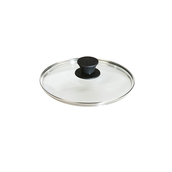 "Lodge 8"" Tempered Glass Lid"