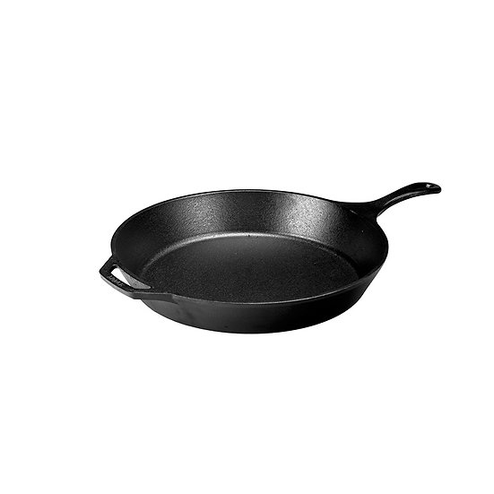 "Lodge 15"" Cast Iron Skillet"