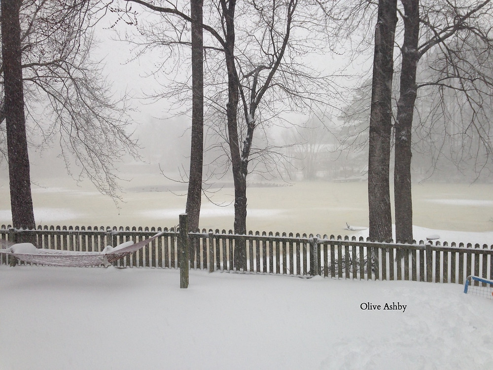 Overwhelming winter