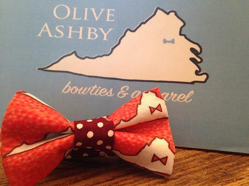 Virginia bow tie