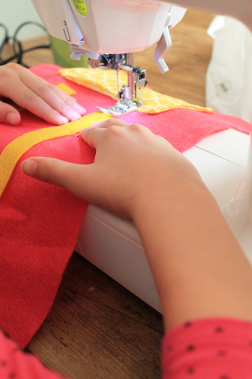 Youth - Intro Sewing Lessons - Thursday in May 2nd 5:00 - 6:00pm