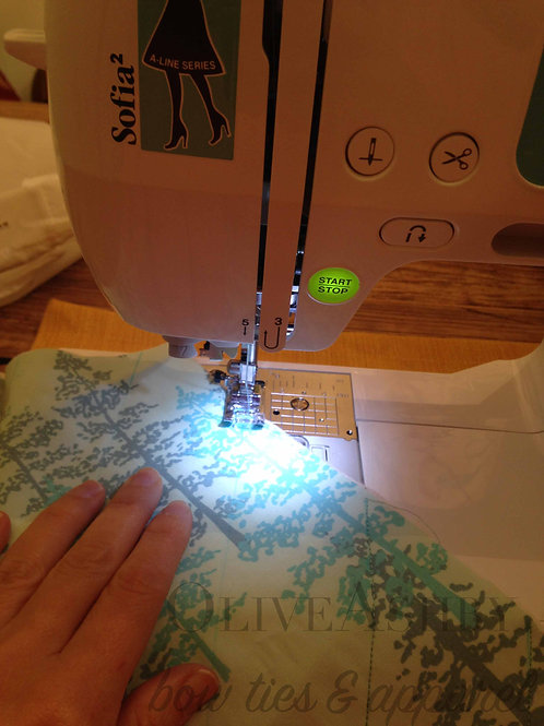 Adult - Intro Sewing Lessons - Thursdays 6:10 - 7:10pm