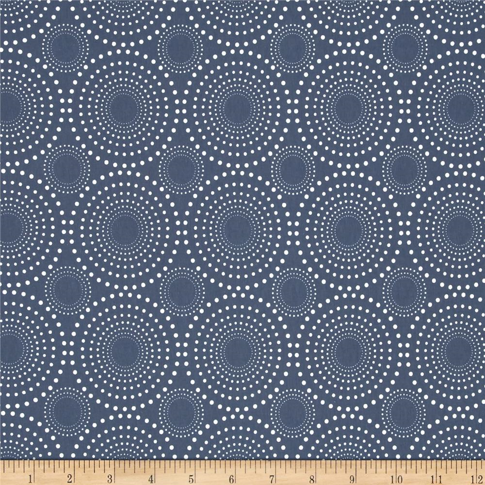 Hypnotic blue