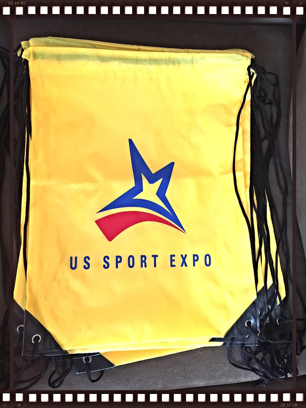Sport Bag from US Sport Expo for all LA Sport Swap Consignors