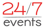 THANK YOU TO 24/7 EVENTS!