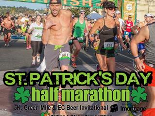 St.Patrick's Day Fun Run-Hurry for huge savings!