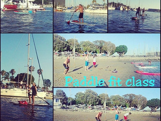 Paddle Fit Class and Board Rentals