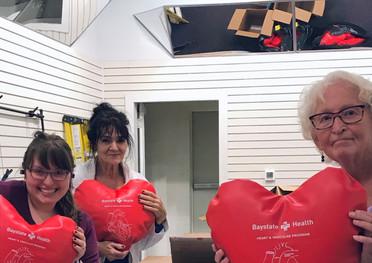 The Cardiac Bear Manufactering Team