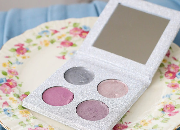 SWAK by Glam Poured Powder Eyeshadow Palette