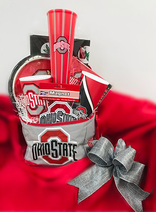 Ohio State Football Tailgater Gift Set